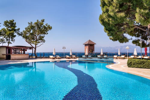 . ANTALYA HOTEL RESORT AND SPA