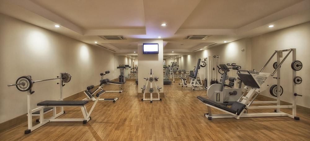 아카 알린다 호텔(Akka Alinda Hotel) Hotel Image 26 - Gym