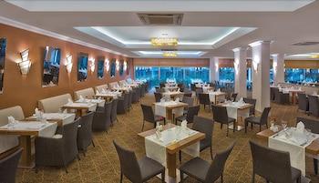 아카 알린다 호텔(Akka Alinda Hotel) Hotel Image 44 - Restaurant