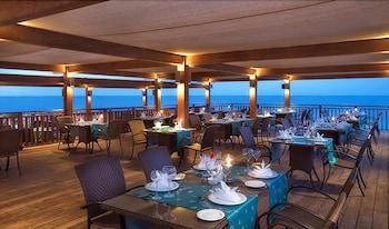 아카 알린다 호텔(Akka Alinda Hotel) Hotel Image 57 - Outdoor Dining