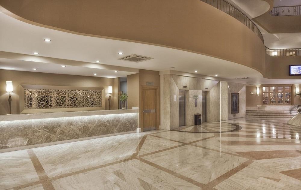 아카 알린다 호텔(Akka Alinda Hotel) Hotel Image 15 - Reception