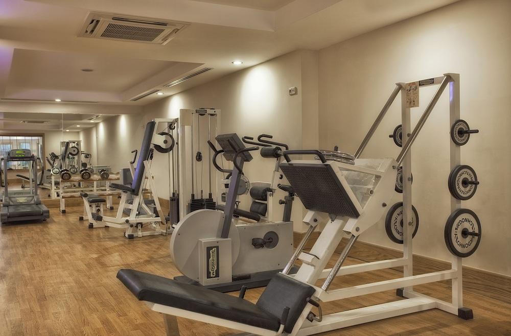 아카 알린다 호텔(Akka Alinda Hotel) Hotel Image 25 - Gym
