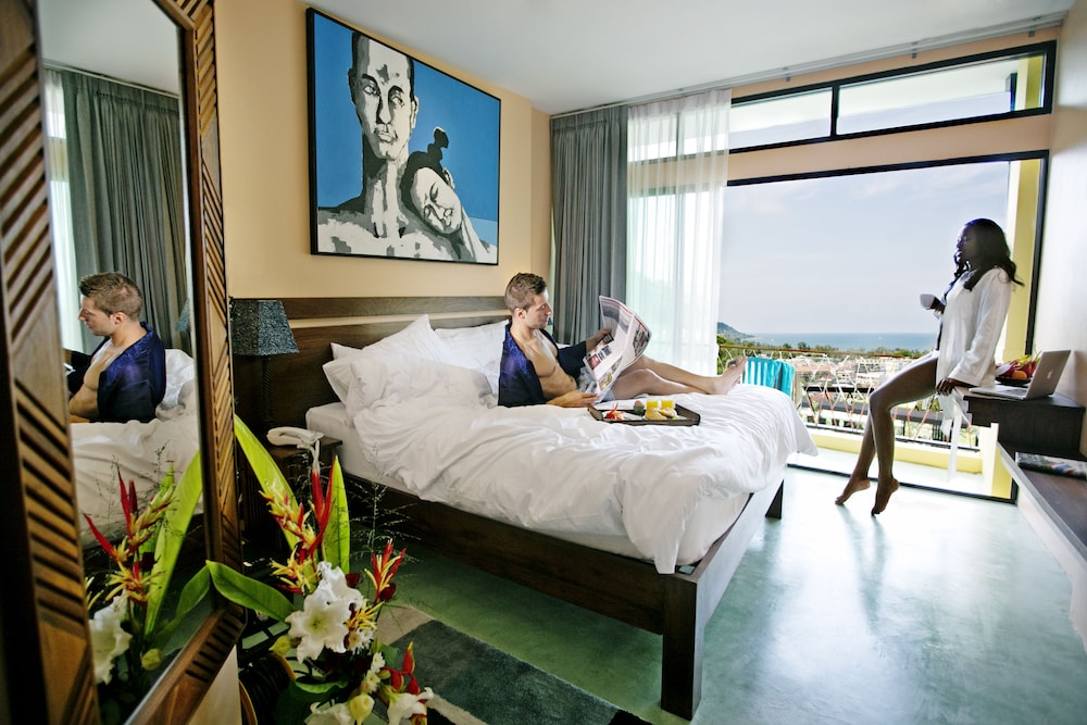 Luxury Double or Twin Room, Ocean View