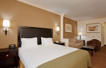 Suite, 1 Queen Bed, Accessible, Non Smoking (Mobility, Roll-In Shower)