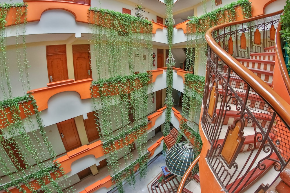Hotel Hotel Báez Carrizal