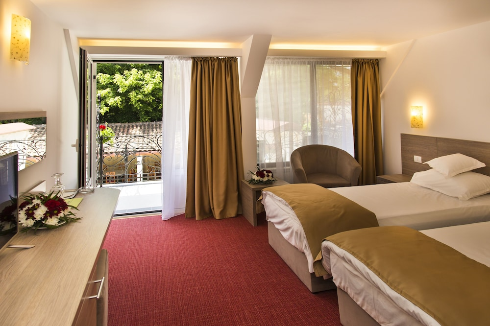 호텔 헤라스트라우(Hotel Herastrau) Hotel Image 9 - 객실