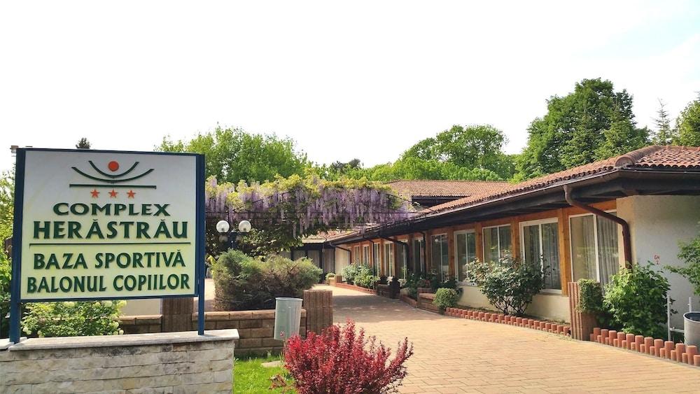호텔 헤라스트라우(Hotel Herastrau) Hotel Image 46 - 호텔 부지