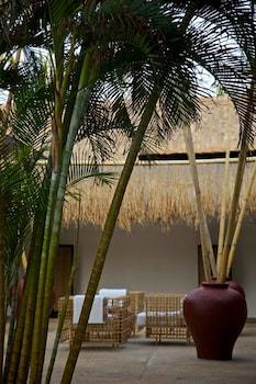 Ananyana Beach Resort Bohol Terrace/Patio