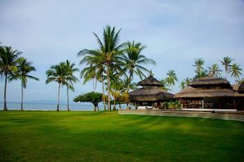 Ananyana Beach Resort Bohol Property Grounds