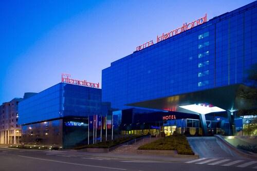 International Hotel, Zagreb