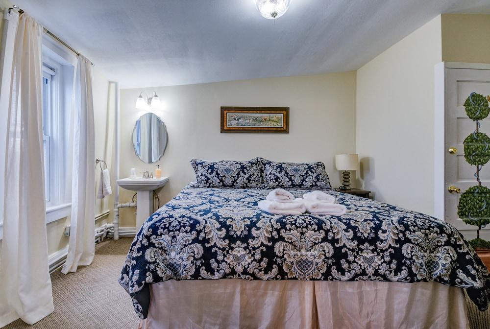 Queen Room, 1 Queen Bed, Ensuite, Sea Facing