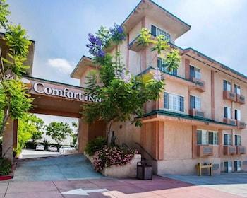 Hotel - Comfort Inn Monterey Park