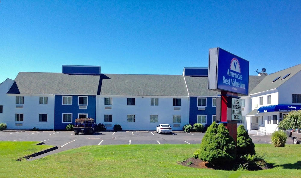 Americas Best Value Inn New London Mystic Ct 380 Bayonet 06320