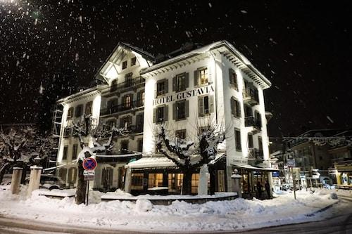 . Langley hotel Gustavia