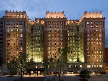 奧克拉荷馬城斯基爾文希爾頓大飯店 The Skirvin Hilton Oklahoma City