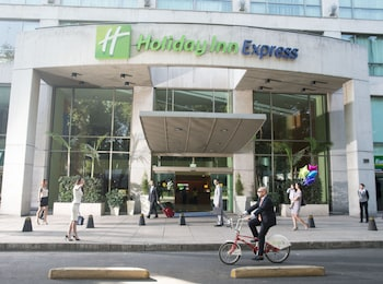 Hotel - Holiday Inn Express Mexico-Paseo De La Reforma