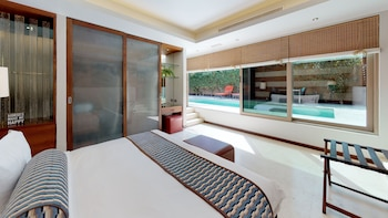 Polo View One-Bedroom Villa with Private Pool