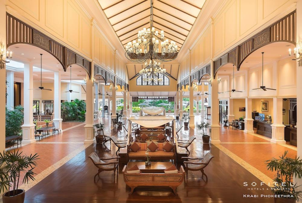 ソフィテル クラビー プーキートラー ゴルフ & スパ リゾート