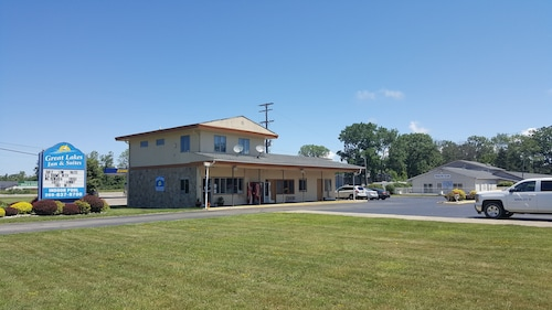 Great Lakes Inn and Suites, Van Buren
