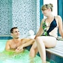 The thumbnail of Indoor Spa Tub large image