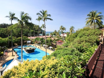 Hotel - All Seasons Naiharn Phuket