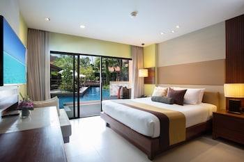 Deluxe Tek Büyük Yataklı Oda, Havuz Kullanımı