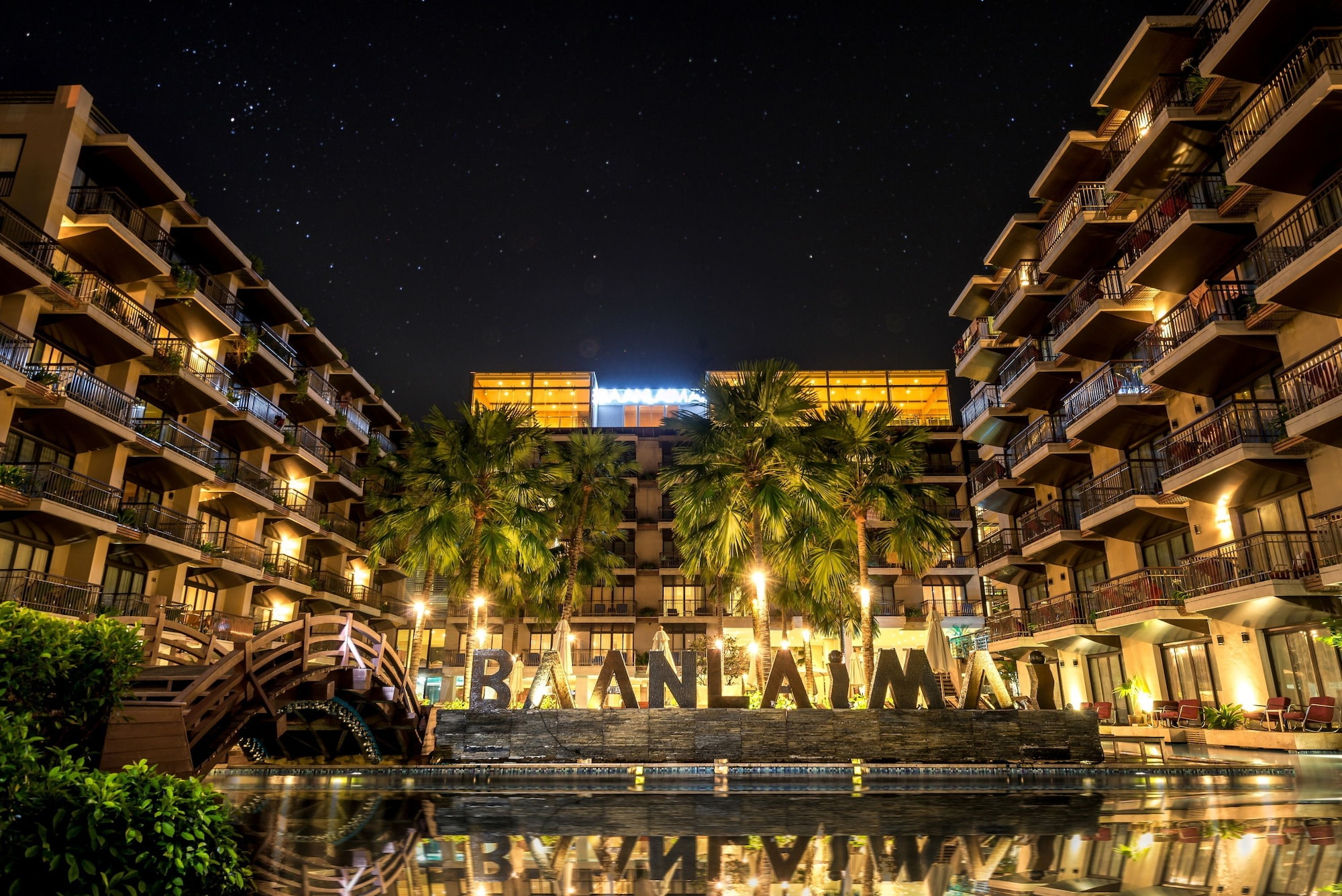 Baan Laimai Beach Resort, Pulau Phuket