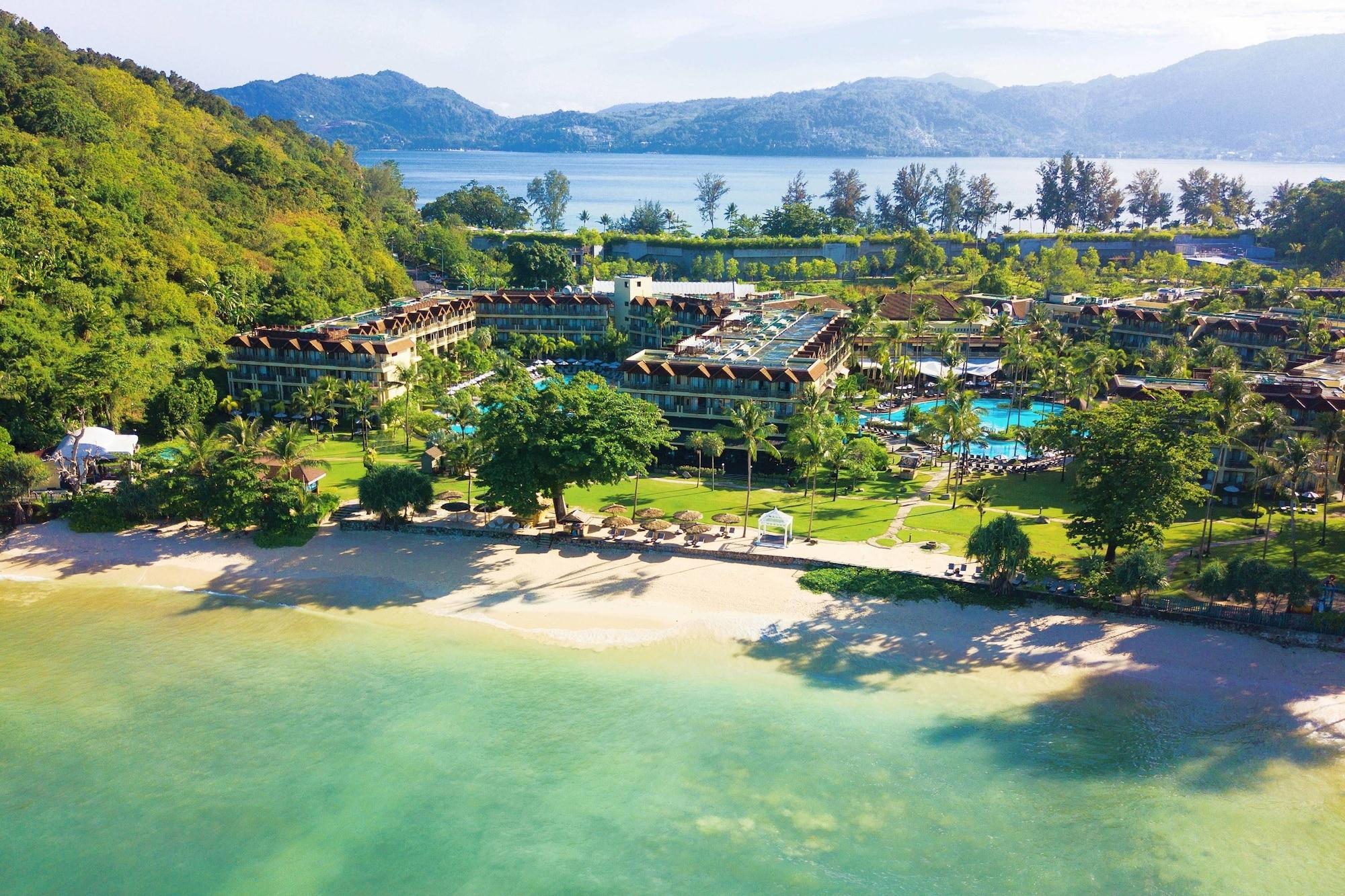 Phuket Marriott Resort & Spa, Merlin Beach, Pulau Phuket