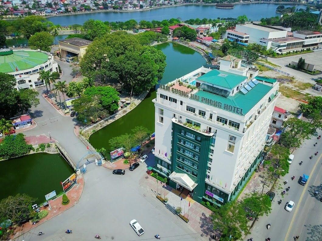 Nam Cuong Hai Phong Hotel, Ngô Quyền