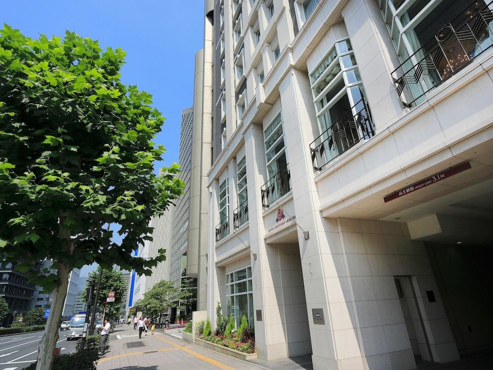 ホテル モントレ 赤坂