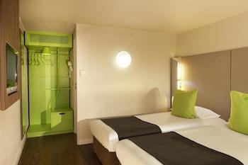 2 single beds-Room Next Generation
