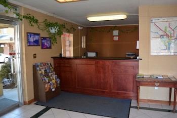 Reception at Budget Inn-Falls Church in Falls Church