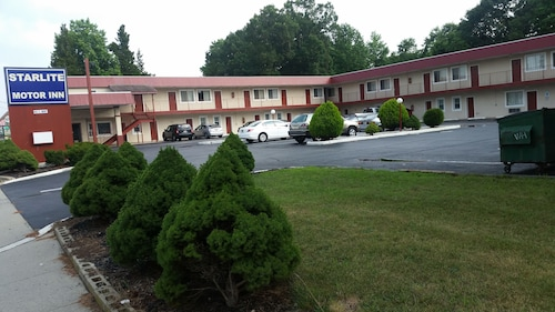 Starlite Motor Inn Absecon, Atlantic