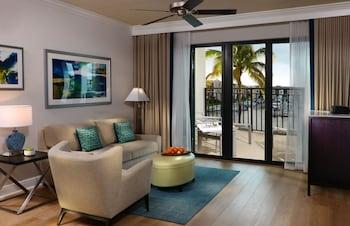 One Bedroom Suite, Waterway View