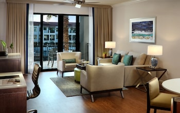 Two Bedroom Suite, Marina View