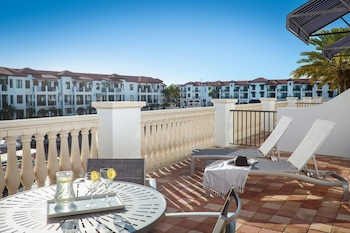Two Bedroom Suite, Sundeck, Marina View