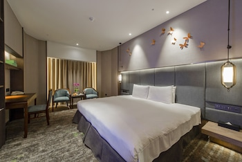 台中福華大飯店 Howard Prince Hotel Taichung