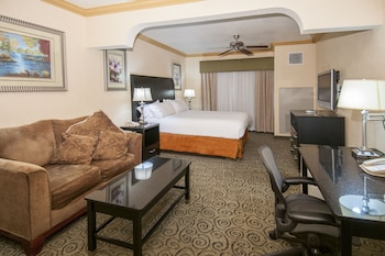 貝克斯菲爾德溫德姆花園飯店 Holiday Inn Express and Suites Bakersfield Central