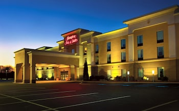 Hotel - Hampton Inn & Suites Lamar