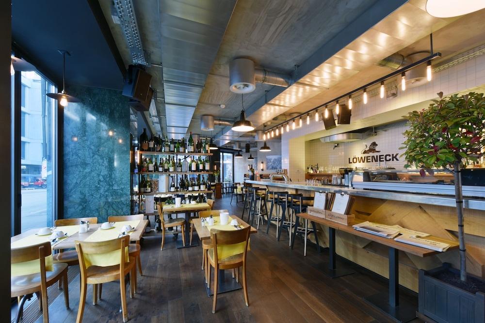호텔 시티 취리히(Hotel City Zürich) Hotel Image 36 - Restaurant