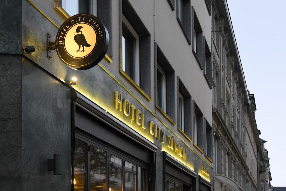 호텔 시티 취리히(Hotel City Zürich) Hotel Image 47 - Hotel Front
