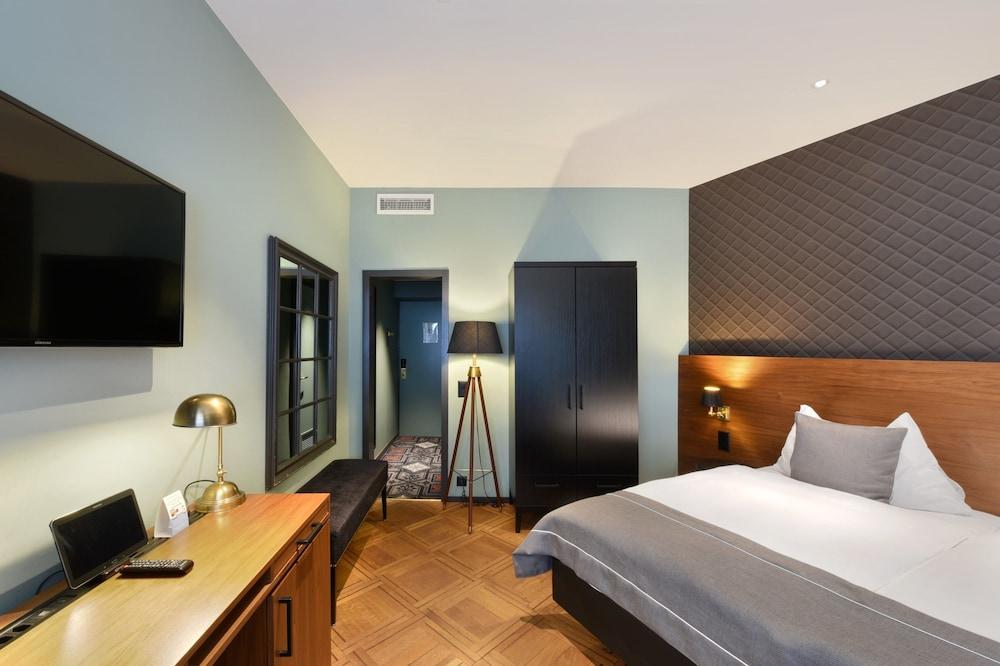 호텔 시티 취리히(Hotel City Zürich) Hotel Image 15 - Guestroom