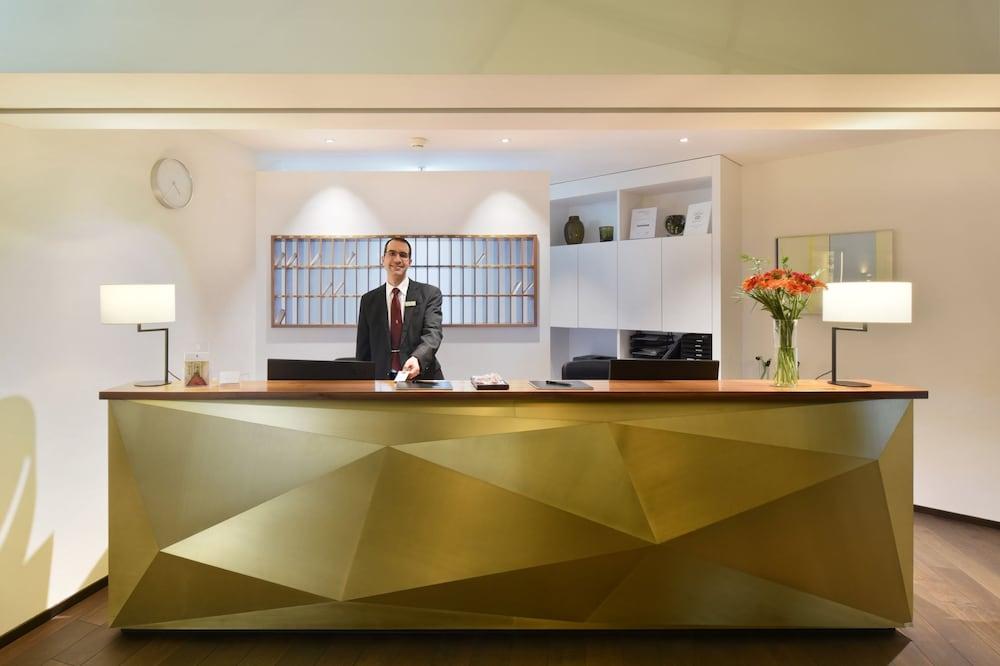호텔 시티 취리히(Hotel City Zürich) Hotel Image 2 - Reception