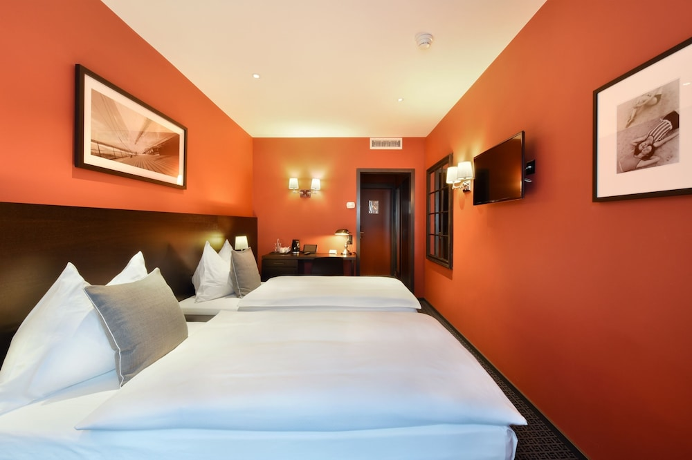 호텔 시티 취리히(Hotel City Zürich) Hotel Image 18 - Guestroom