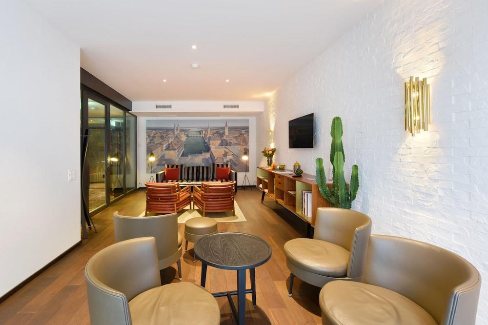 호텔 시티 취리히(Hotel City Zürich) Hotel Image 4 - Lobby Lounge