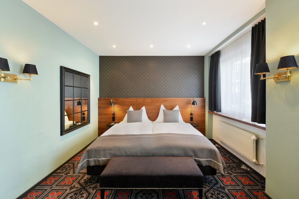 호텔 시티 취리히(Hotel City Zürich) Hotel Image 23 - Guestroom
