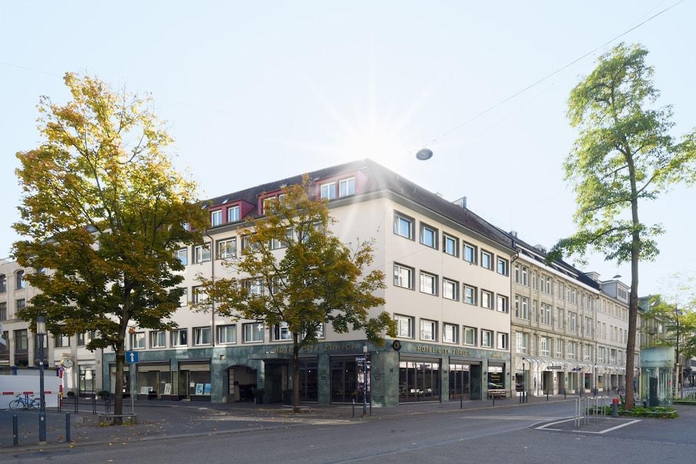 호텔 시티 취리히(Hotel City Zürich) Hotel Image 48 - Hotel Front