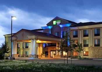 朗蒙特智選假日飯店 Holiday Inn Express Hotel & Suites Longmont