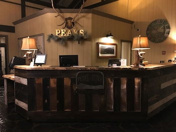 Peaks of Otter Lodge - Check-in/Check-out Kiosk  - #0