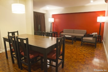 Copacabana Apartment Hotel Manila In-Room Dining